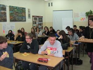 Międzynarodowy Dzień Języka Ojczystego - konkurs polonistyczny dla klas 1