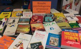 Książki psychologiczne...
