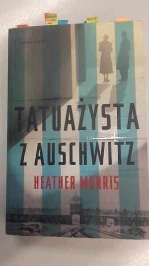"""""""Tatuażysta z Auschwitz"""""""