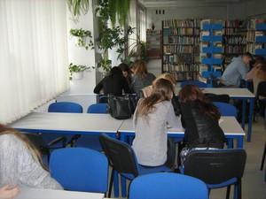 Międzynarodowy Dzień Języka Ojczystego - działania biblioteki