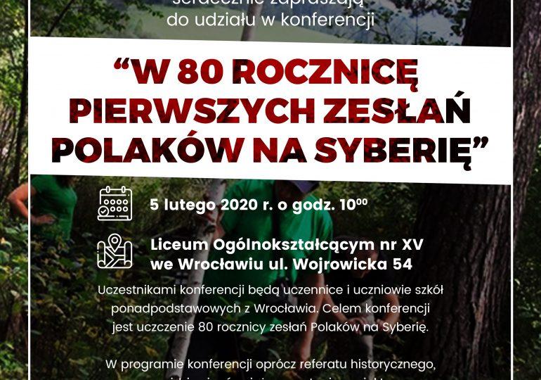 Konferencja 5.02.2020